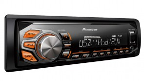 AUTO RADIO PIONEER MVH-X168UI